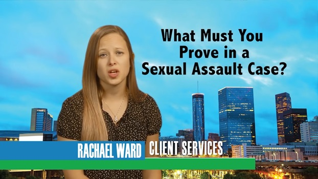 How do you prove inadequate security played a role in a sexual assault claim?